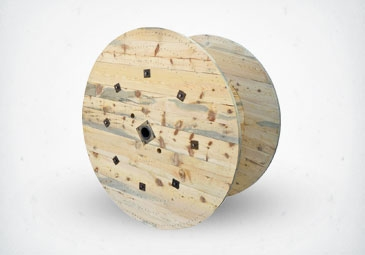 Wooden Energy Cable Drums