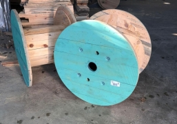 Wooden Telecommunication Cable Drums