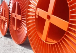 Steel/Iron Cable Drums