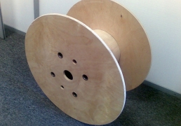 Plywood/MDF Cable Drums